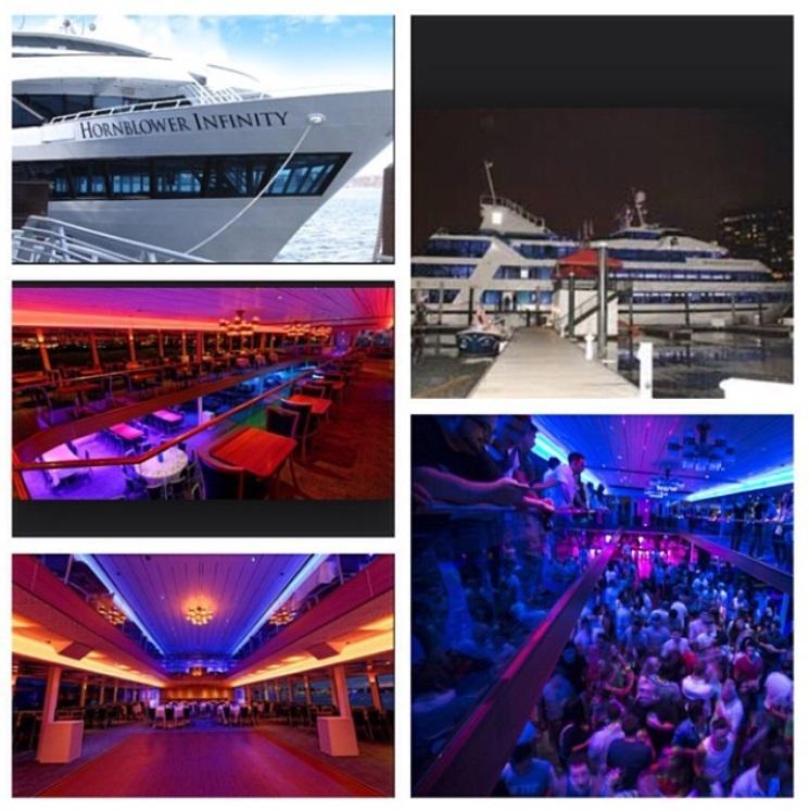 BLACK SUMMER'S NIGHT Aboard The Hornblower #MCH Tickets