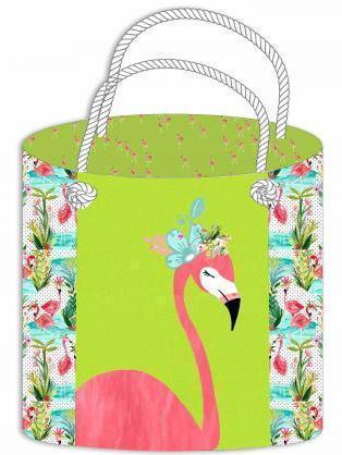 Flamingos Tote