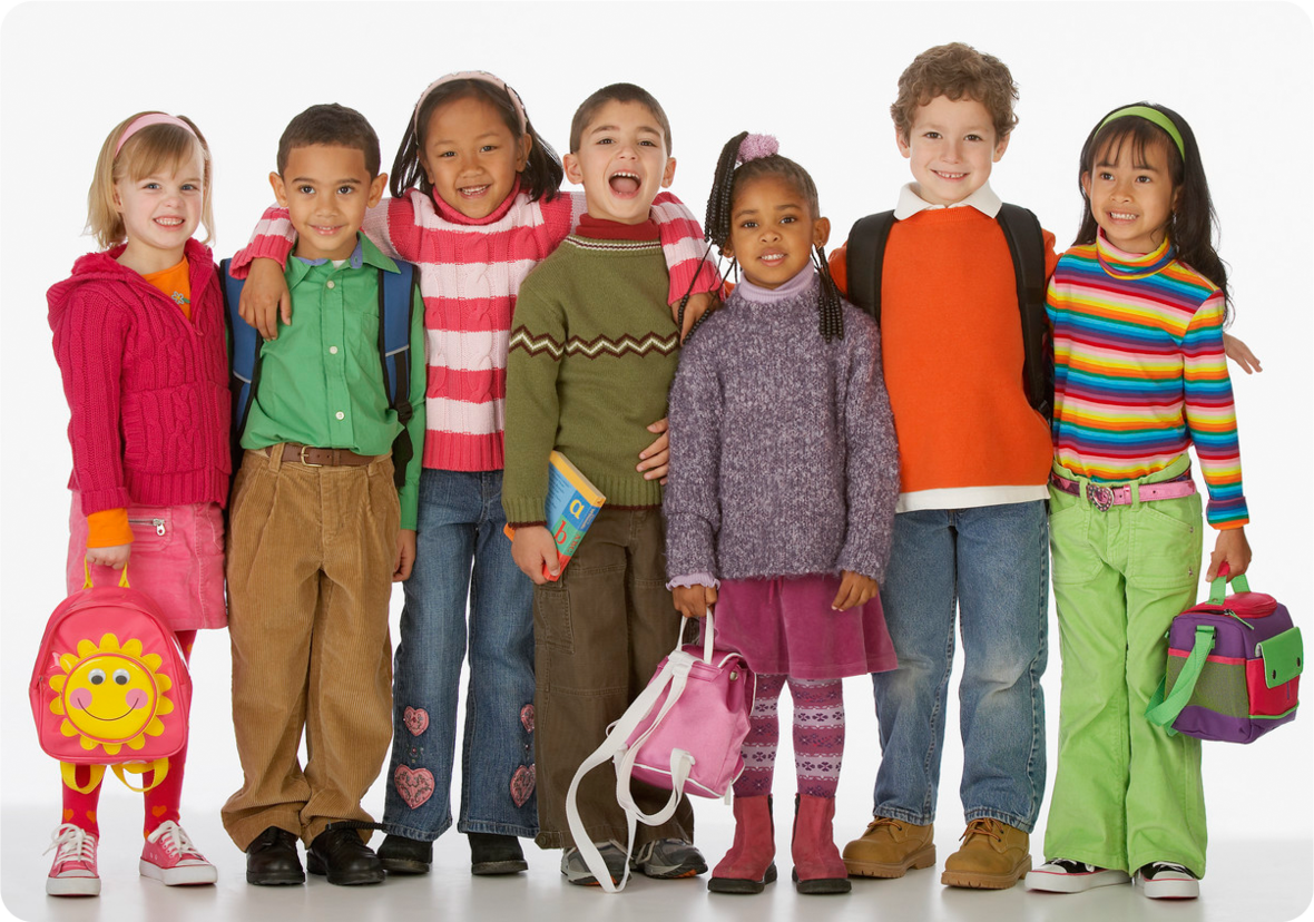 colorful 20kids