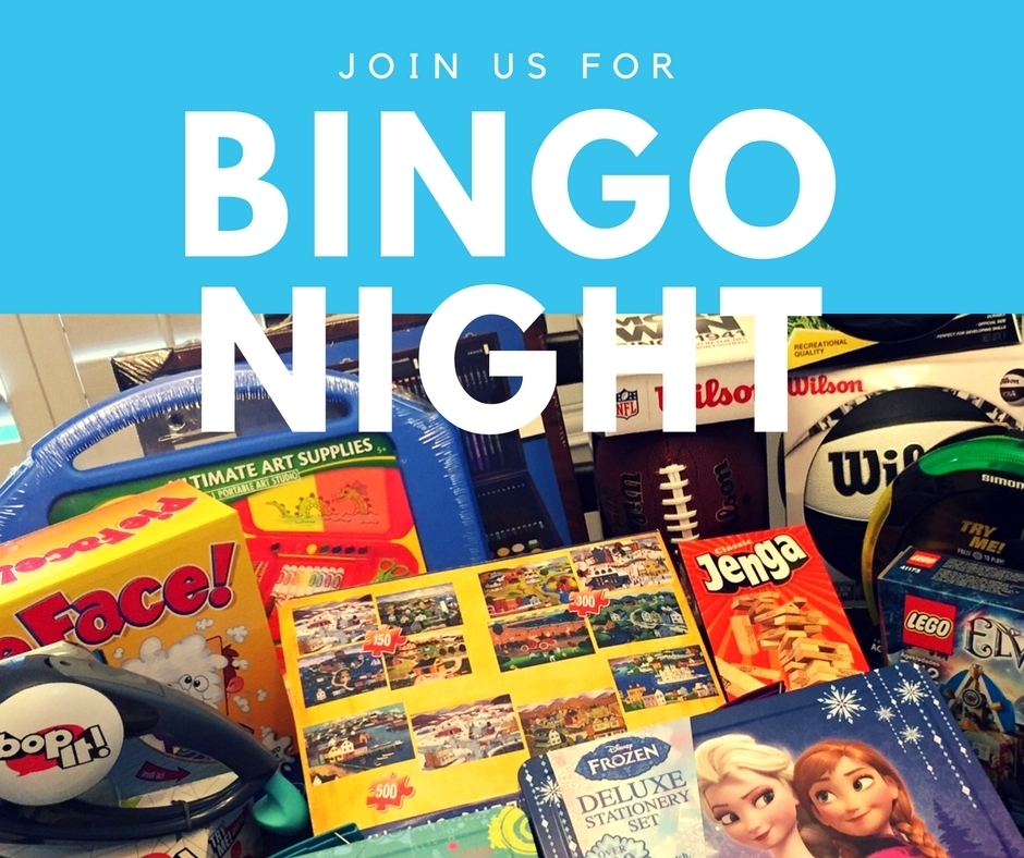 Bingo Night Instagram
