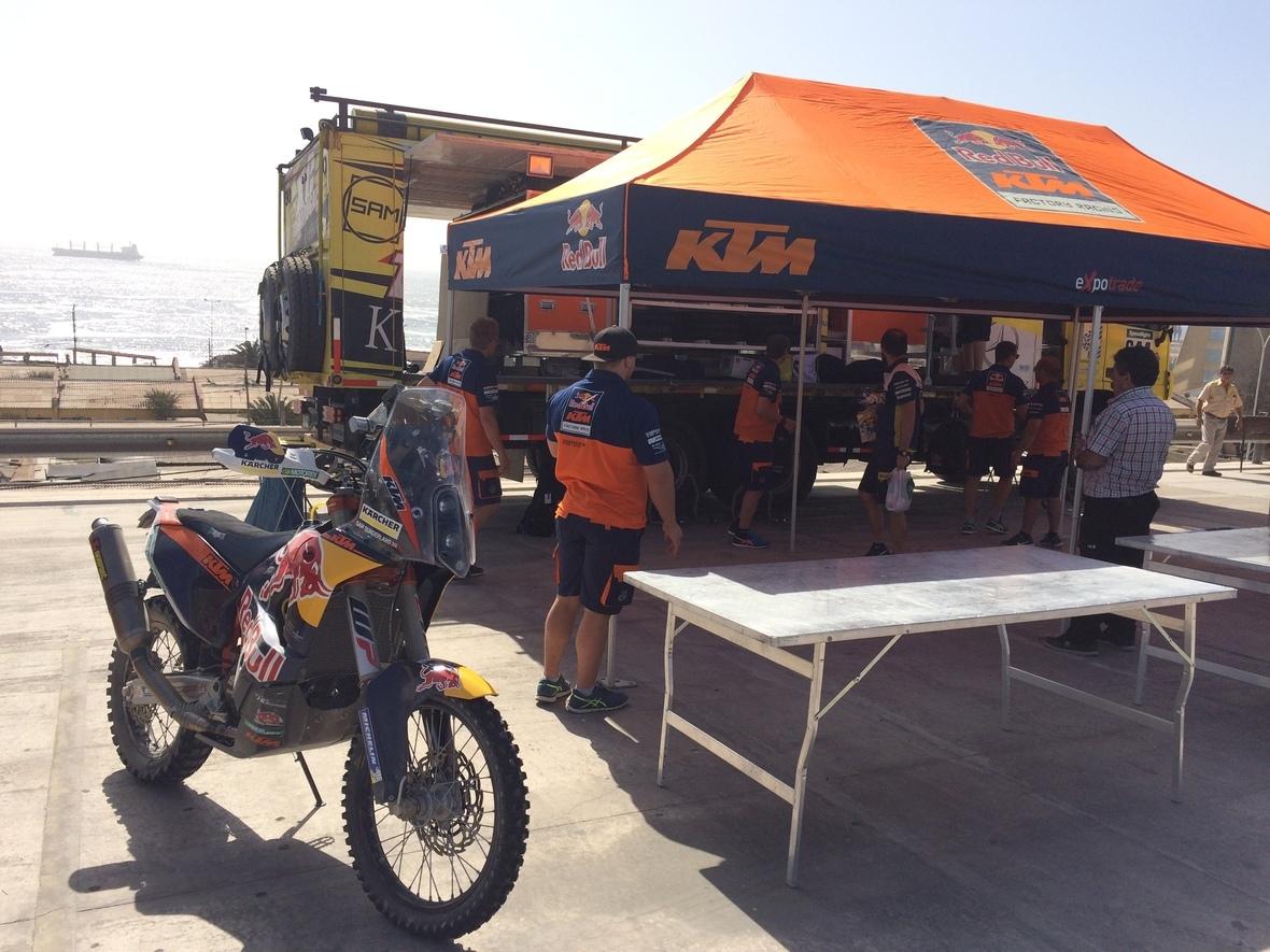 KTM Parque 1