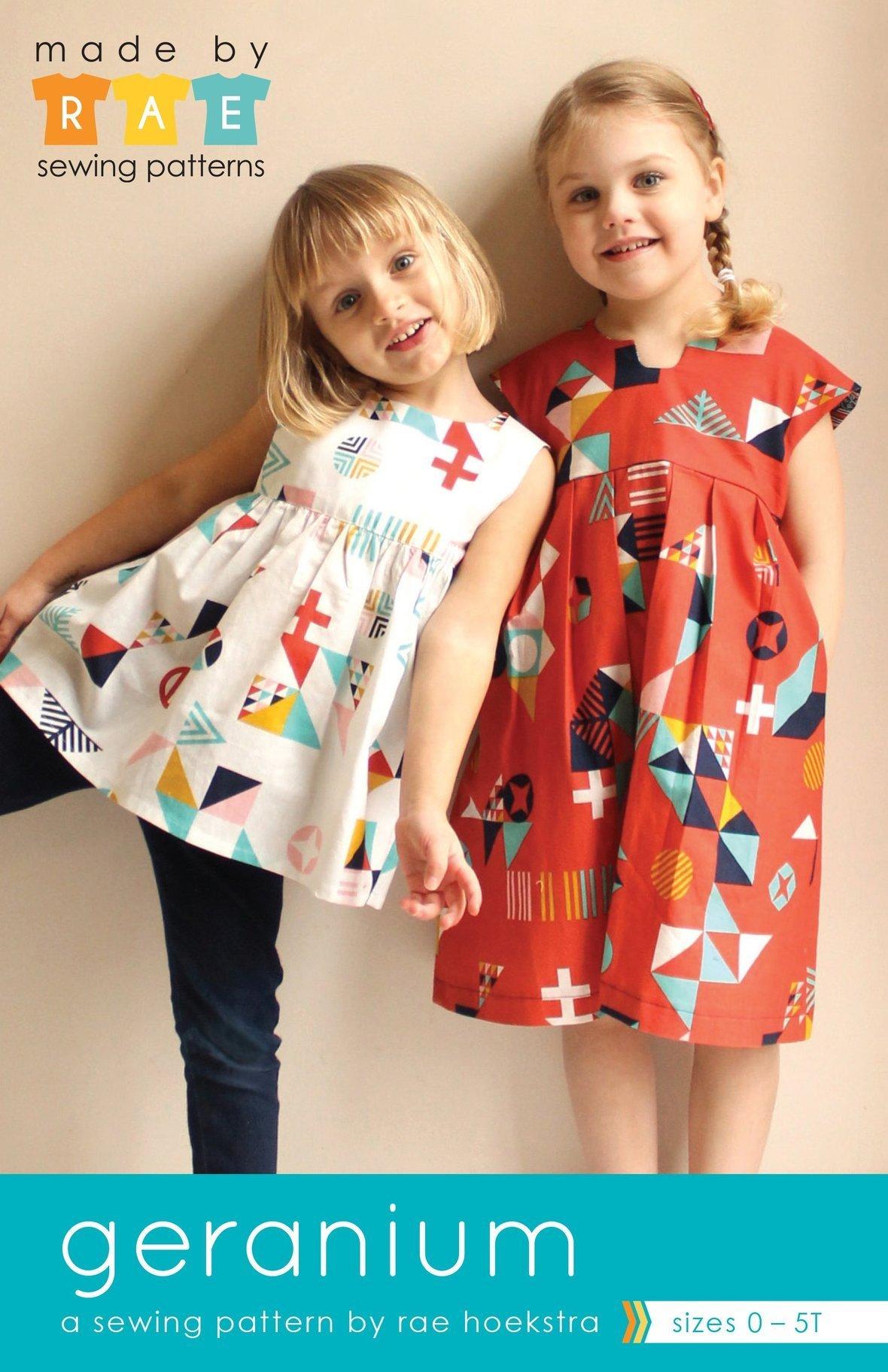 made by rae toddler geranium dress sewing pattern