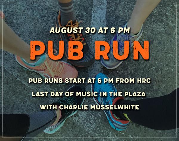 pub run music