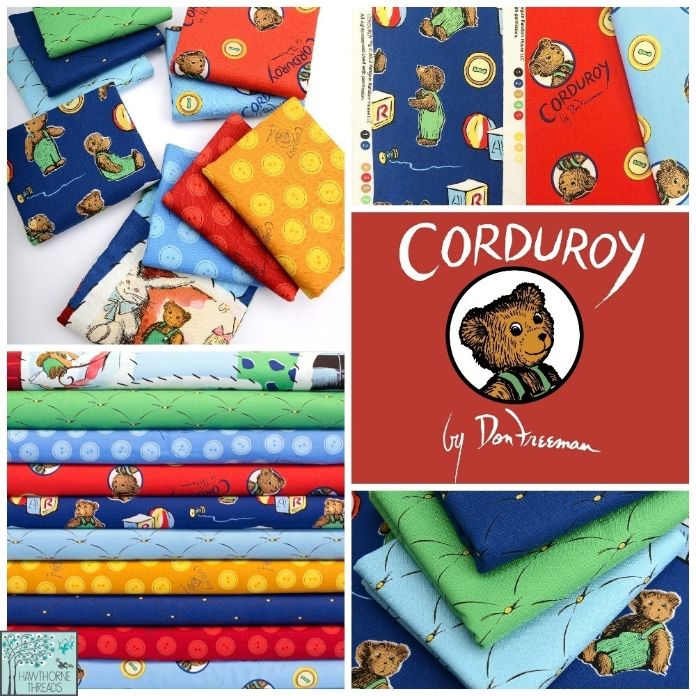 Courduroy Fabric Poster
