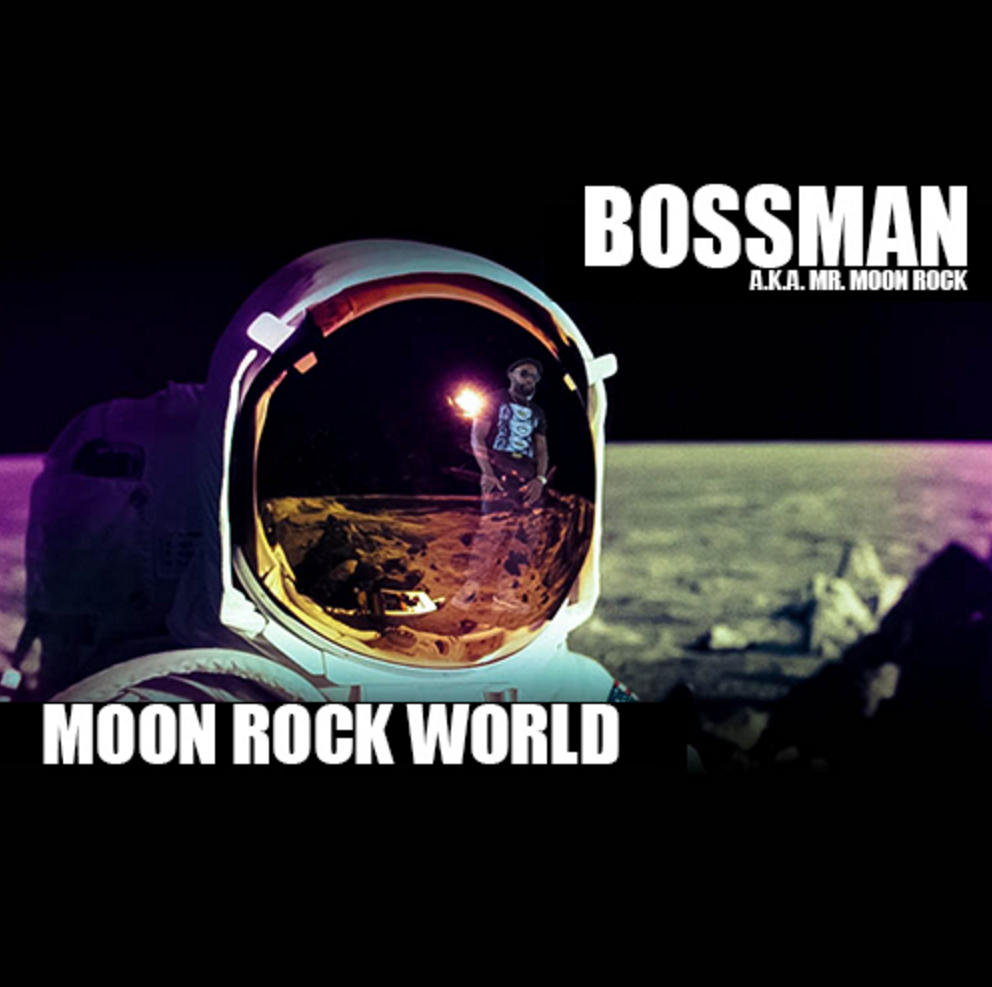 MOON ROCK WORLD FRONT
