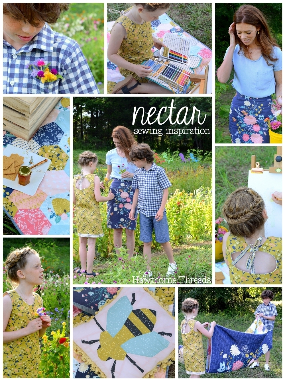 Nectar Sewing Inspiration 1000