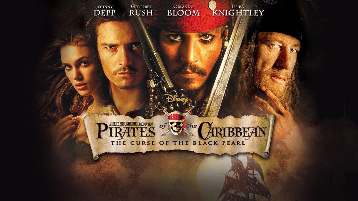 Pirates of the Caribbean: The Cures of the Black Pearl