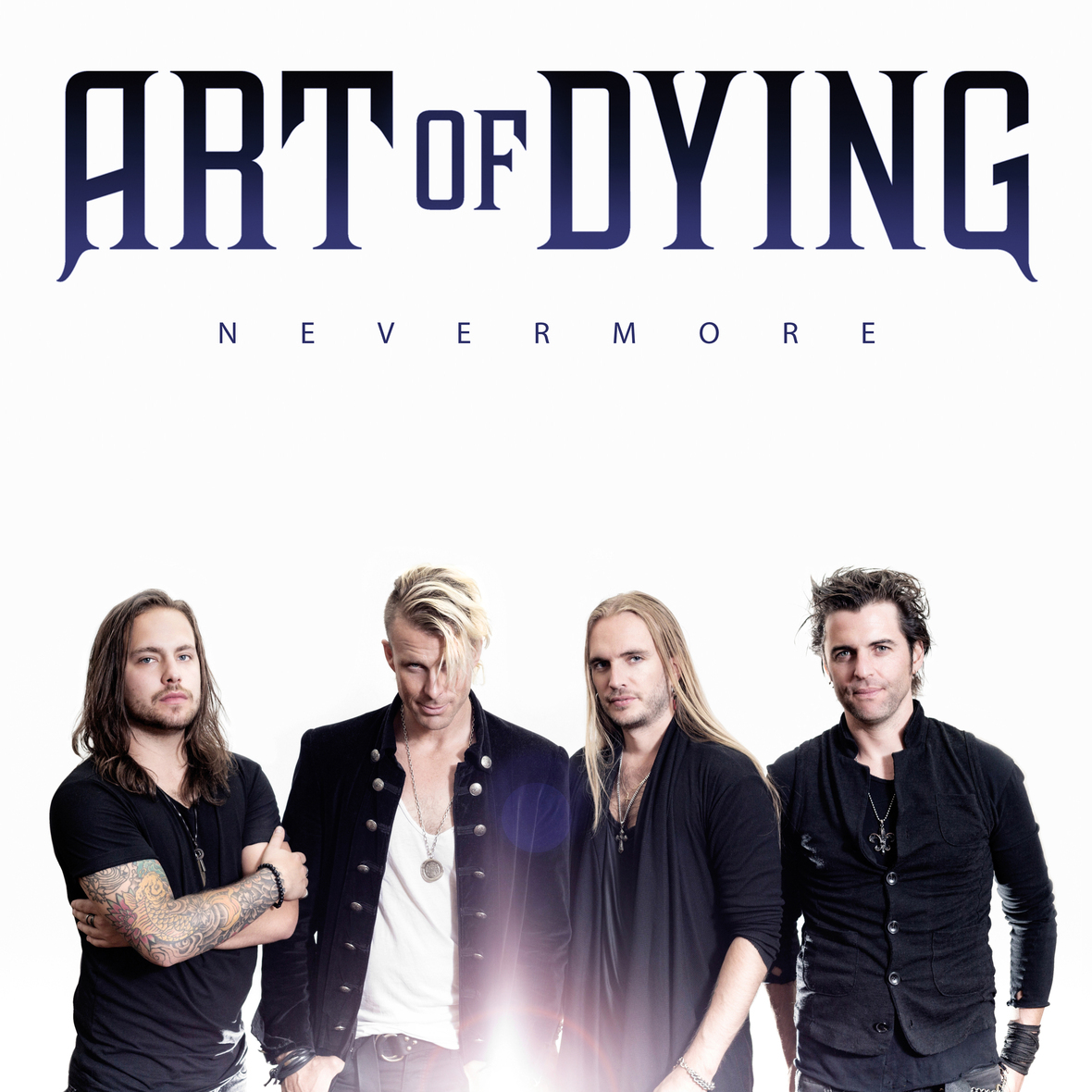 ART OF DYING NEVERMORE ALBUM COVER