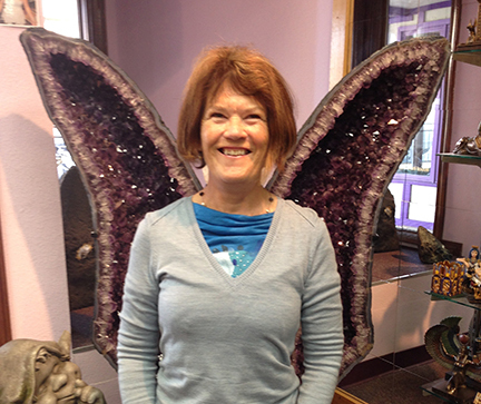 Tanis with crystal fairy wings-smaller