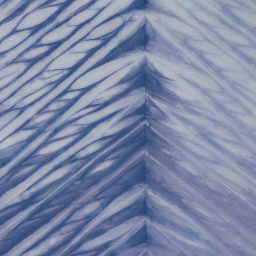 Ise shibori hand dyed fabric 2
