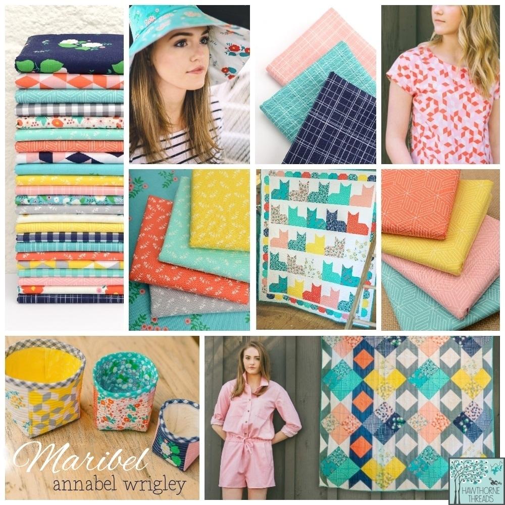 Maribel Fabric Poster