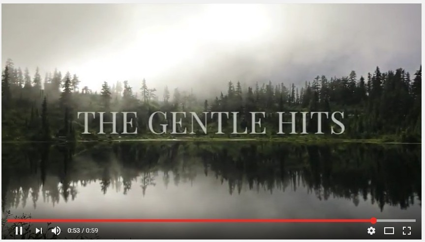 the gentle hits video teaser