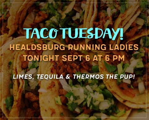 HRL tacos