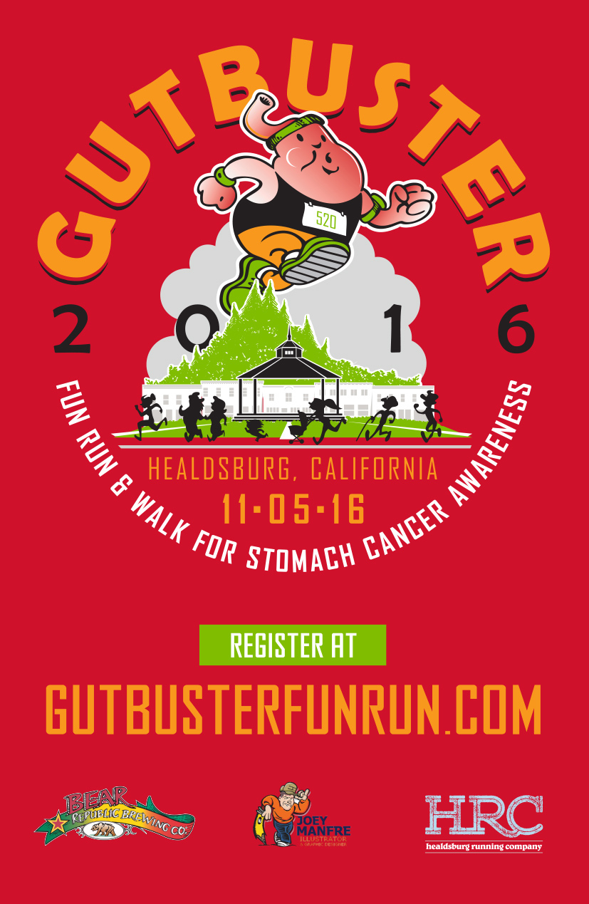 gutbuster poster
