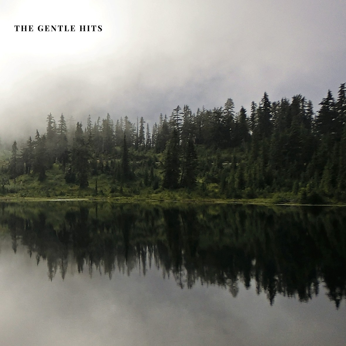 the gentle hits cover art
