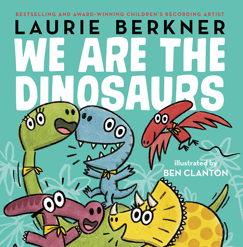 We Are the Dinosaurs cover small web