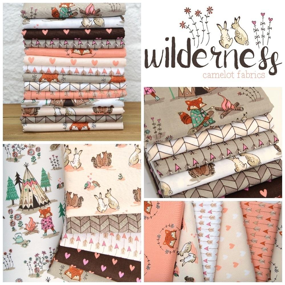 Wilderness Fabric Poster