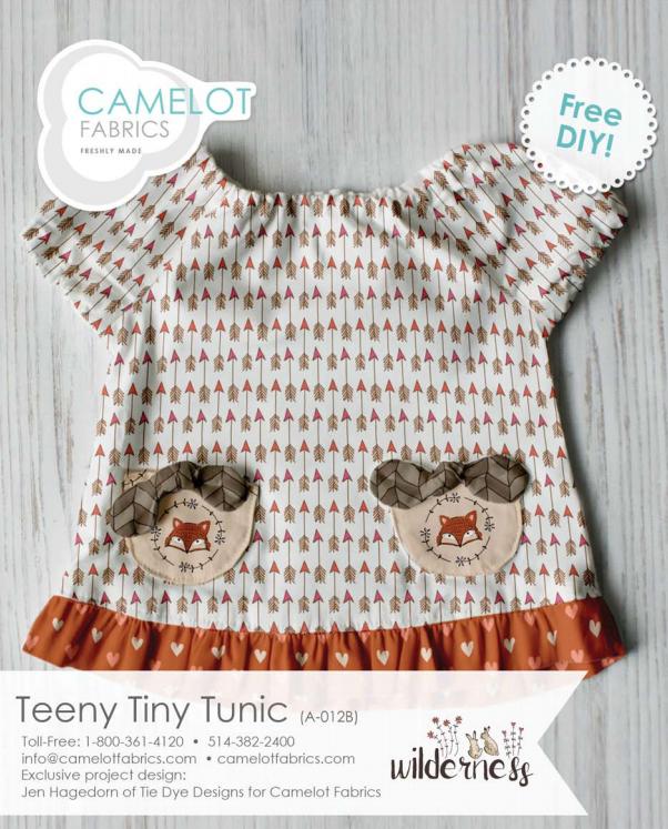 Teeny Tiny Tunic