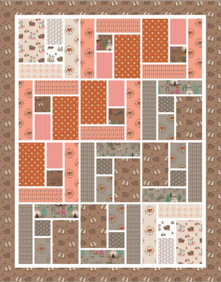 Whimsical Quilt  CC Free Projects