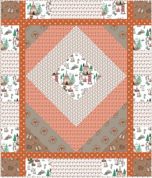 Diamond Sparkle Quilt  CC Free Projects