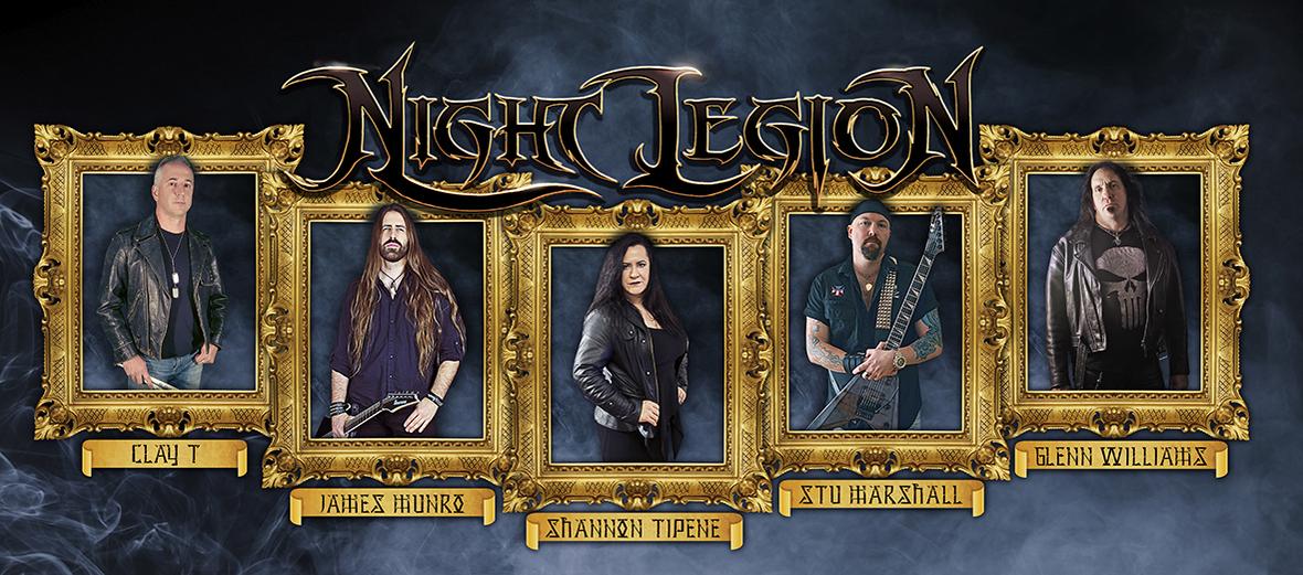NightLegion band