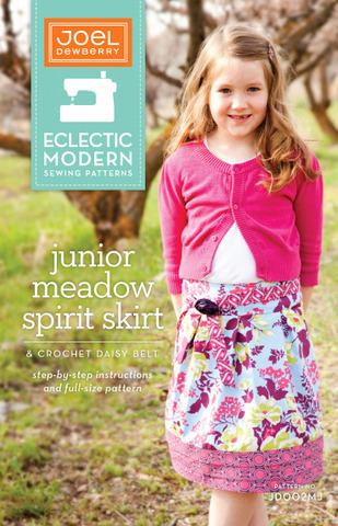 joel dewberry junior meadow spirit skirt sewing pattern