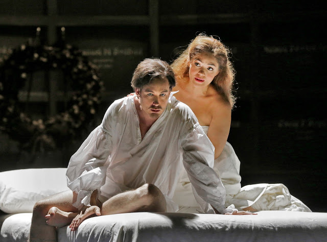 Romeo et Juliette at Santa Fe Opera - (c) Ken Howard