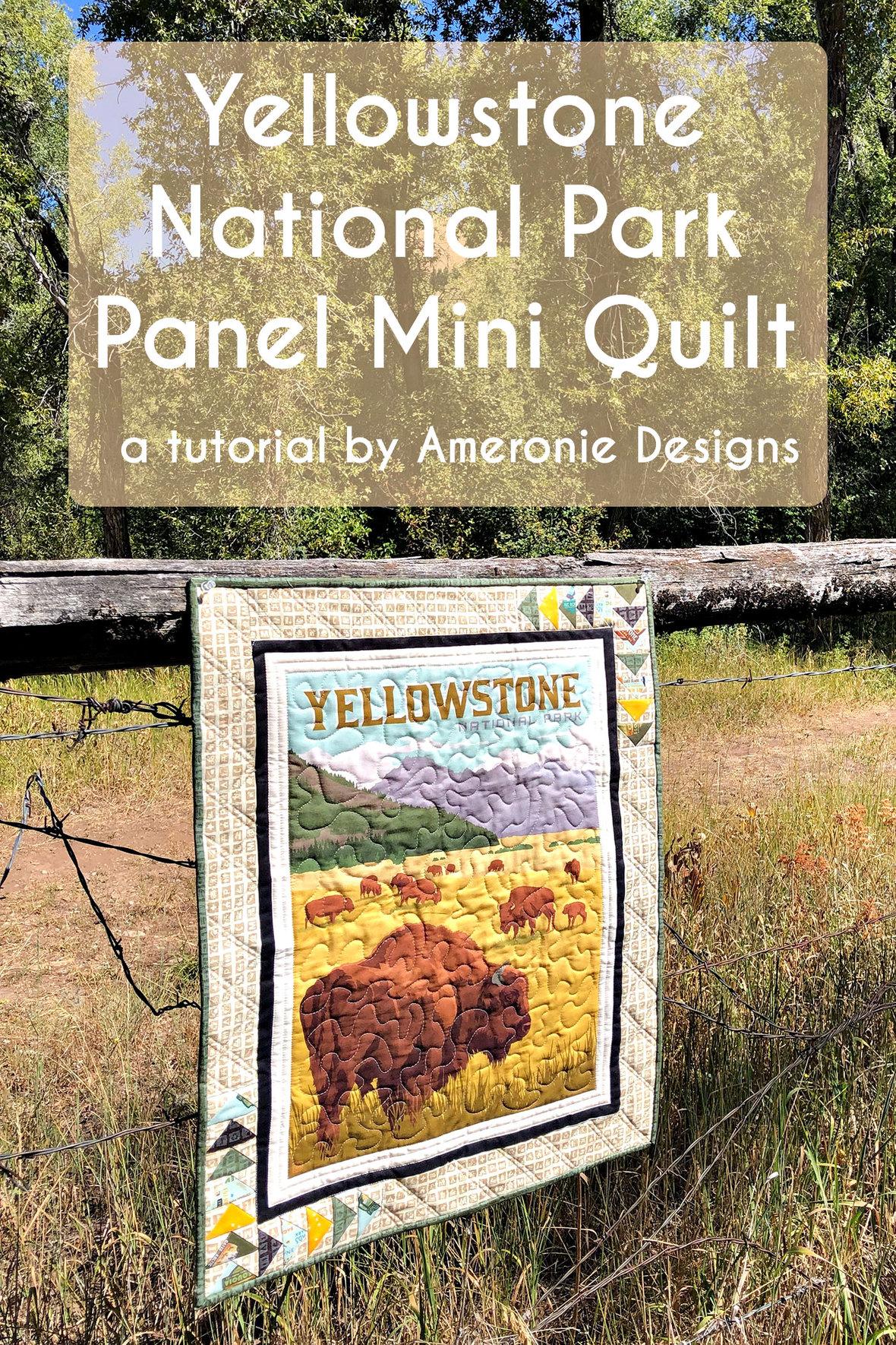 Yellowstone-National-Park-Panel-mini-quilt