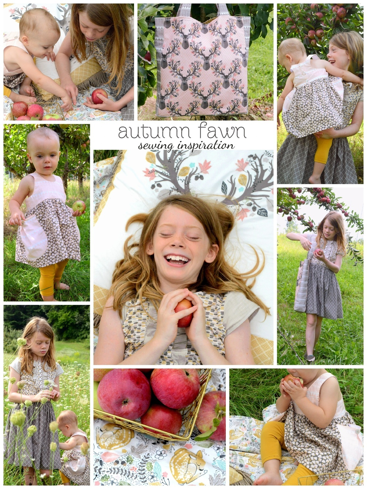 Autumn Fawn Sewing Inspiration - Copy