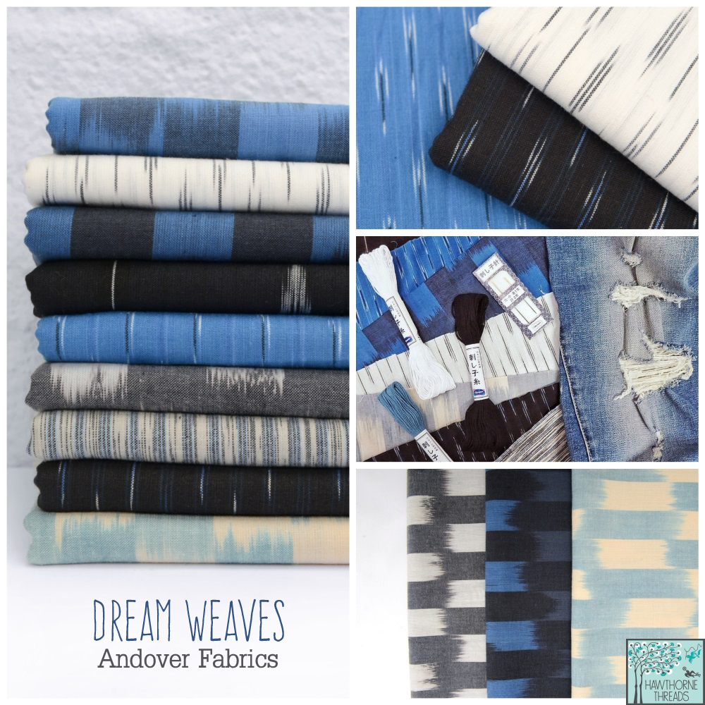 Dream Weaves Fabric Poster