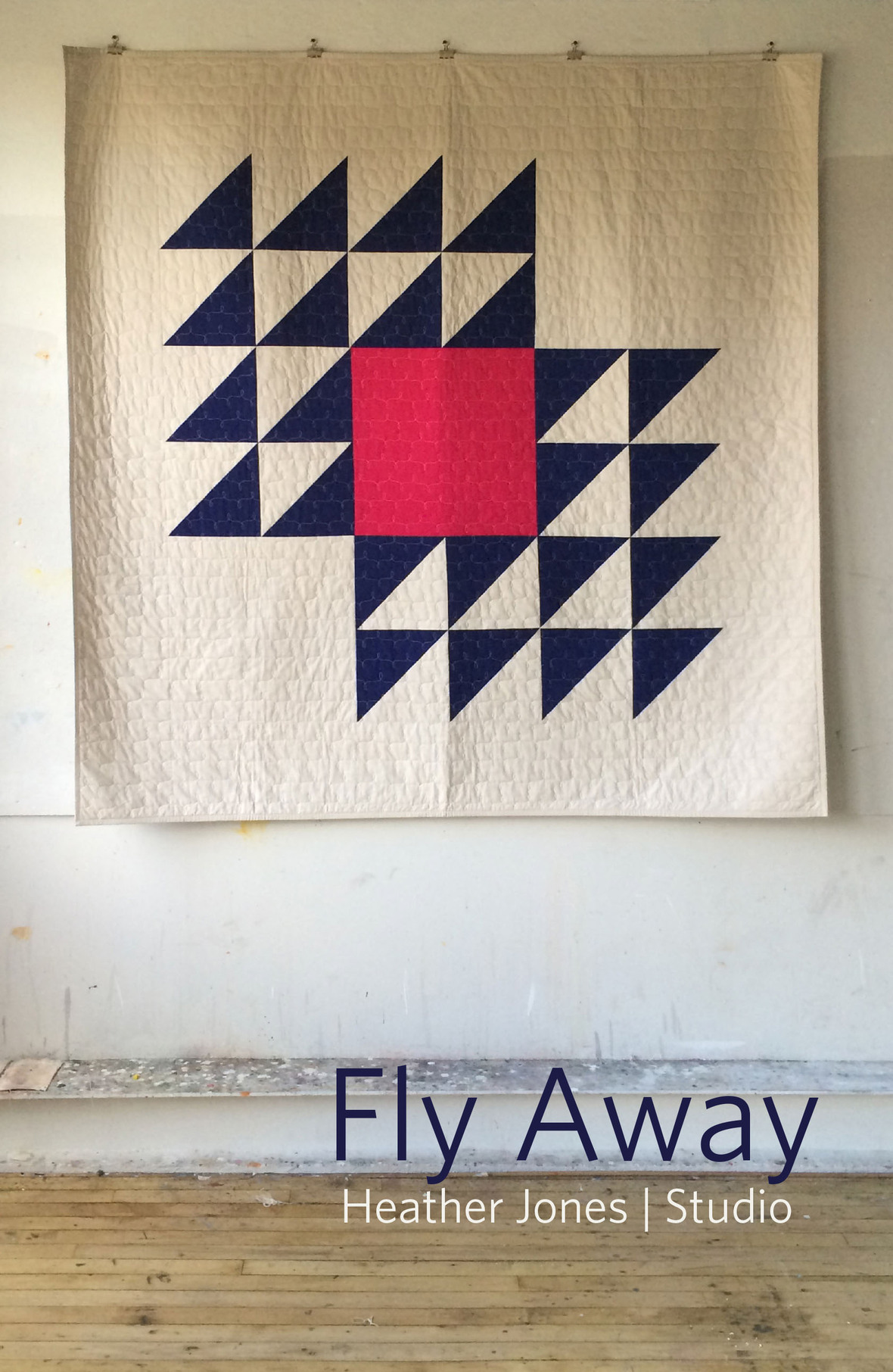Fly Away front cover