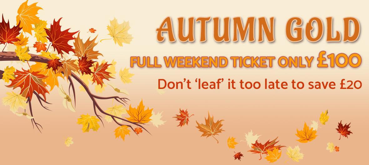 autumn gold offer