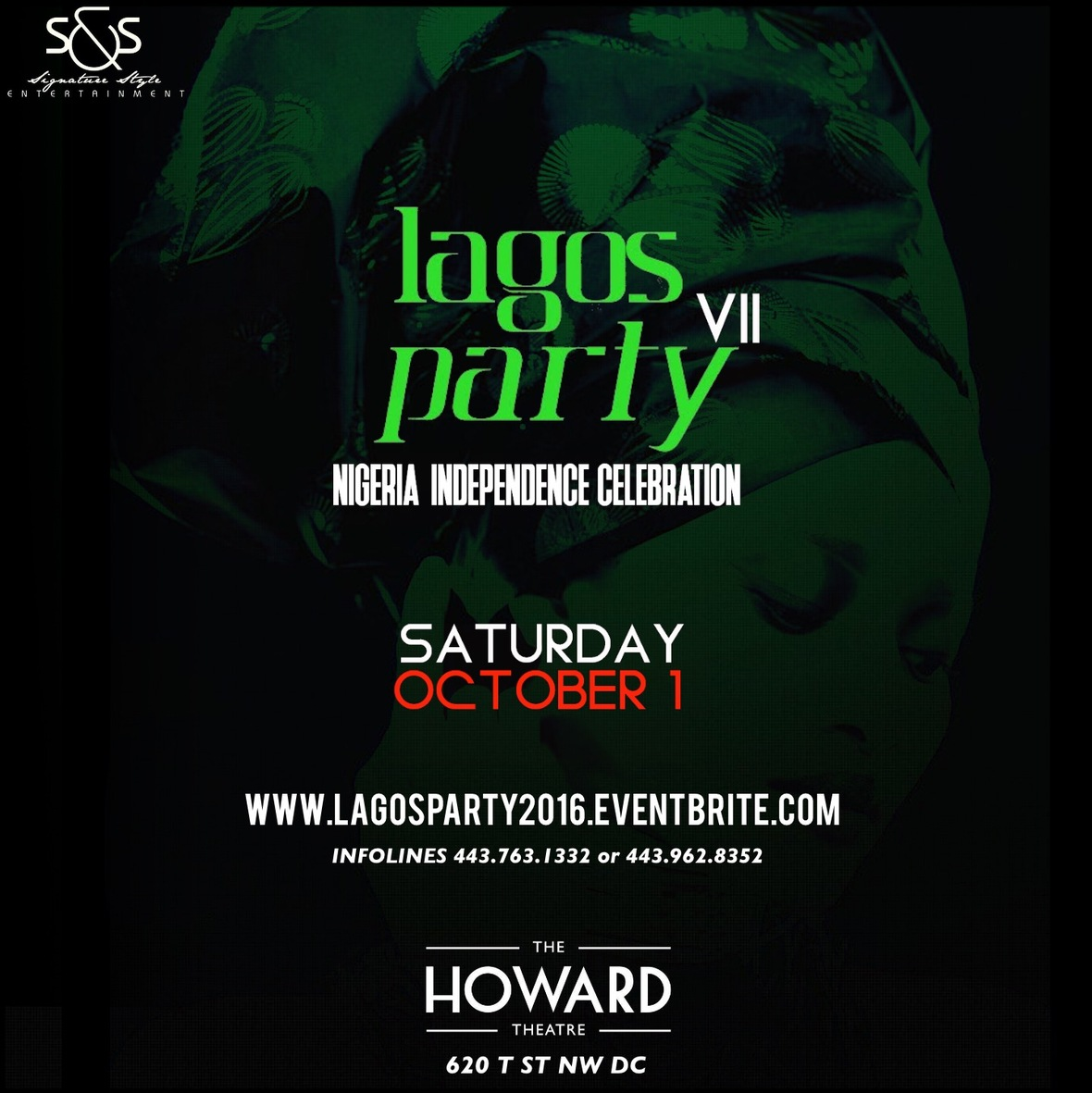 Lagos Party flyer 1