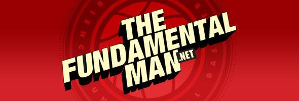 The Fundamental Man - Newsletter Heading