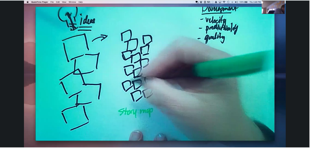 Product Thinking - Agile NOVA Video Screenshot - cropped