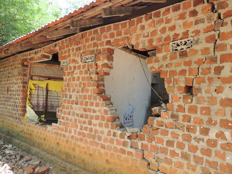 HEC Survey Property damage House