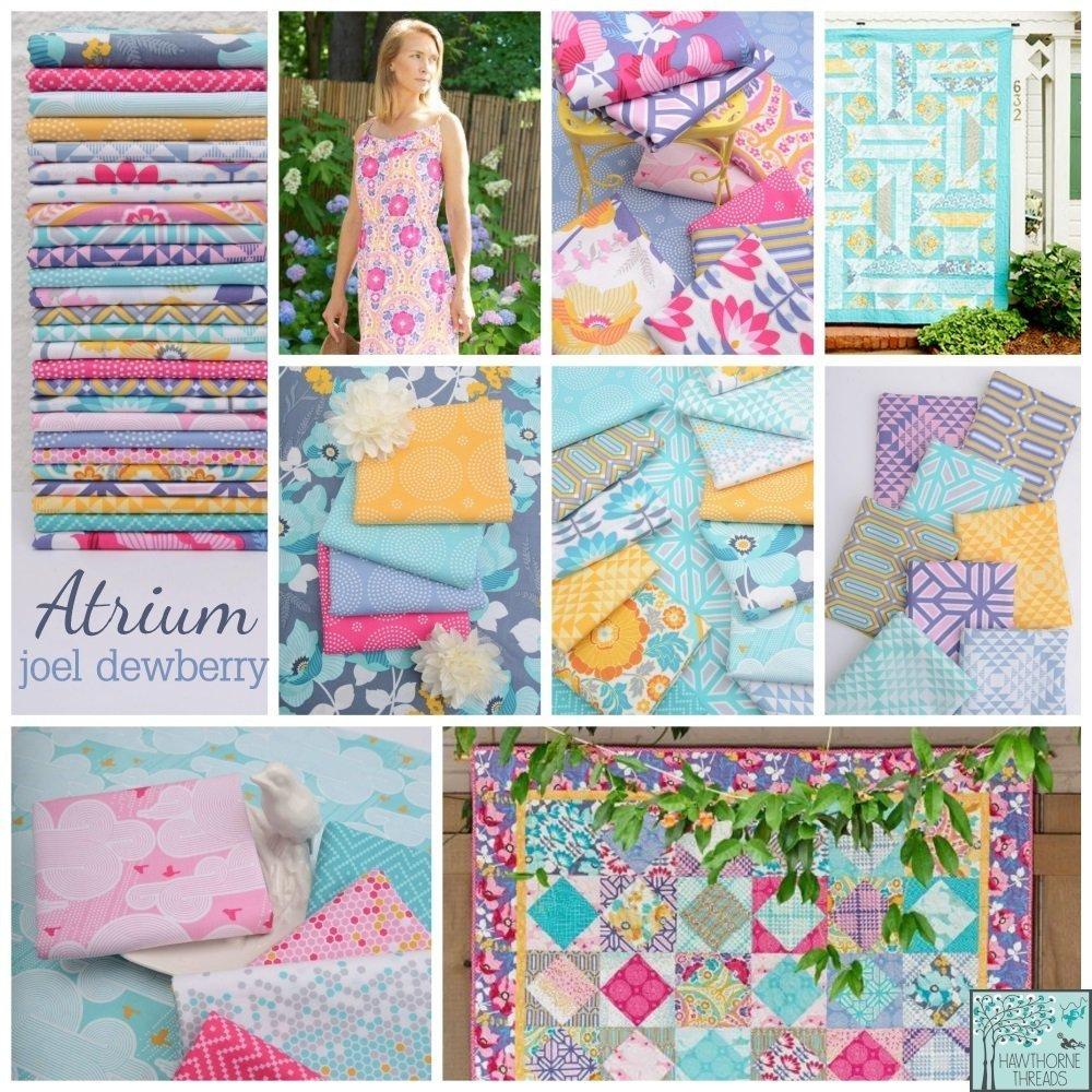 Atrium Fabric Poster