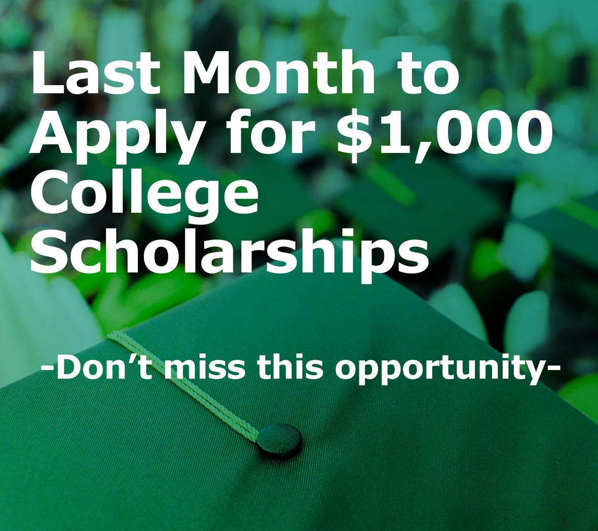 2020 College Scholarship