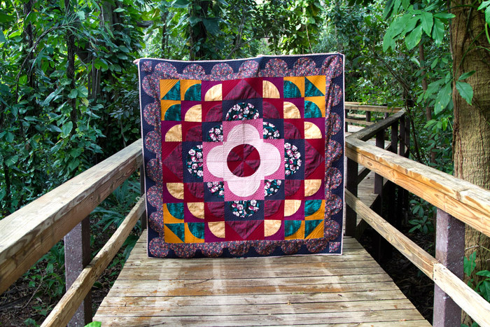 Fusions-Foresta-Quilt-1-1 Fiorella free quilt pattern from AGF