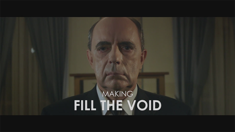 MUTE - Making of Fill The Void video