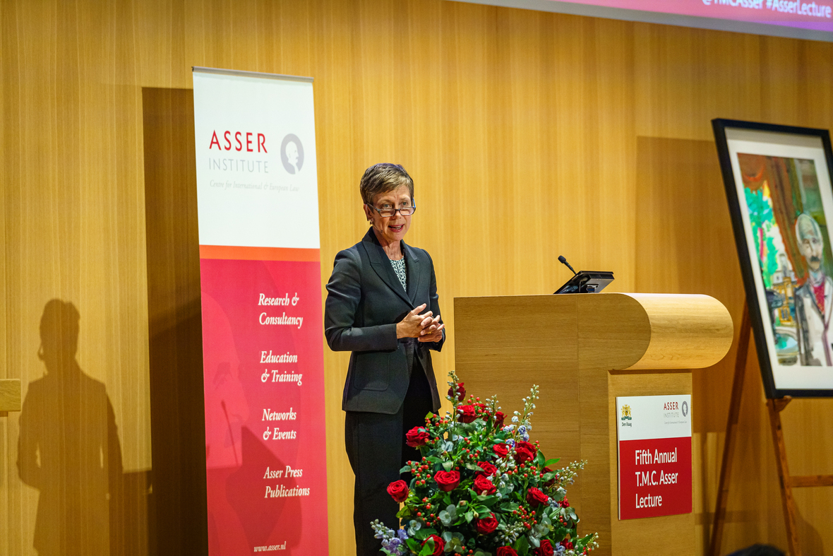 Fifth Annual Asser Lecture 0146