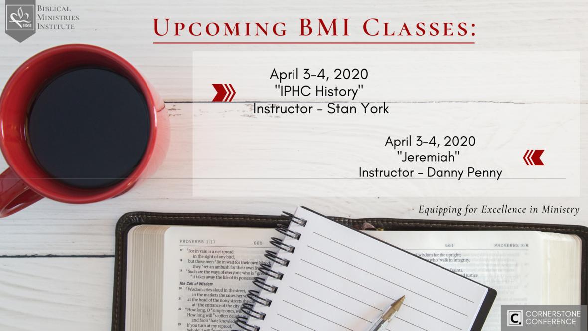 March BMI Class Graphic