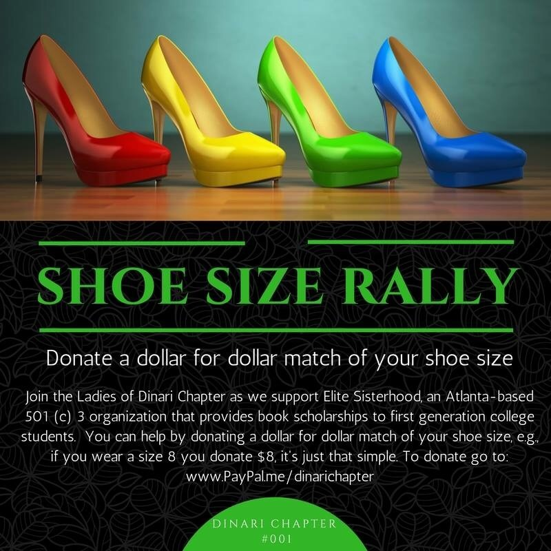 Shoe Rally Ad