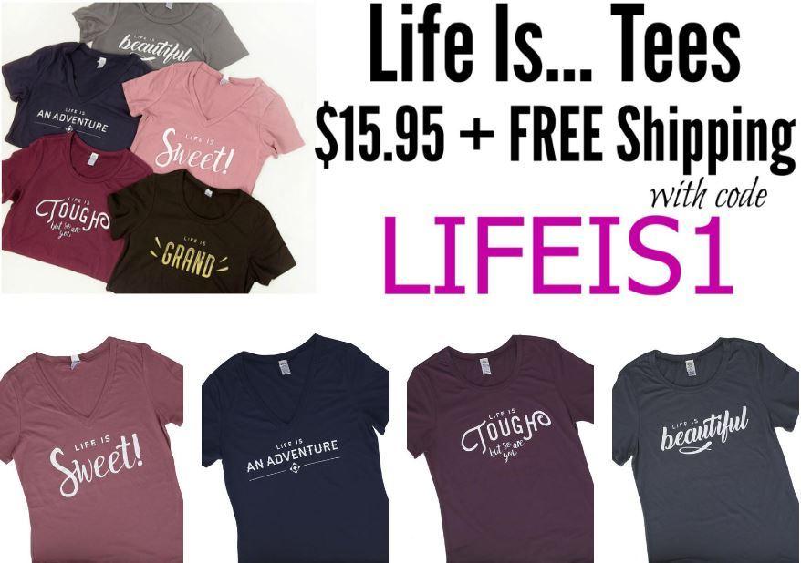 Life is Tees