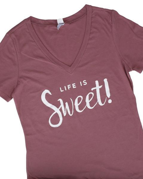 Life is Sweet Tee