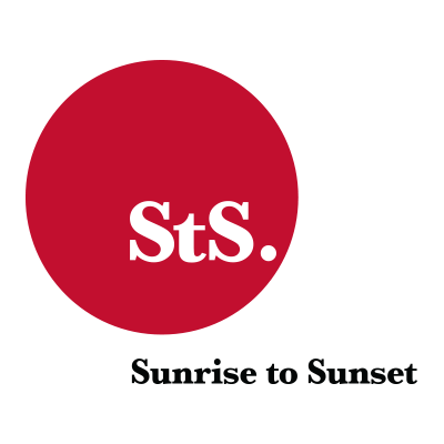 STS vertical logo