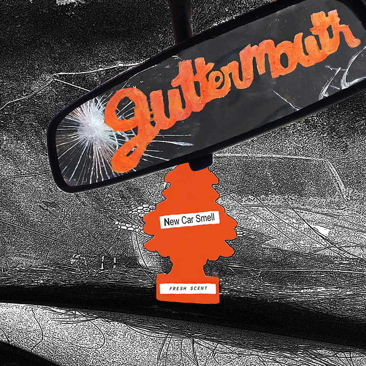 guttermouth new car smell cover