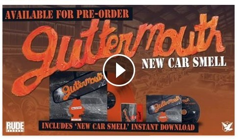 guttermouth new car smell announcement video