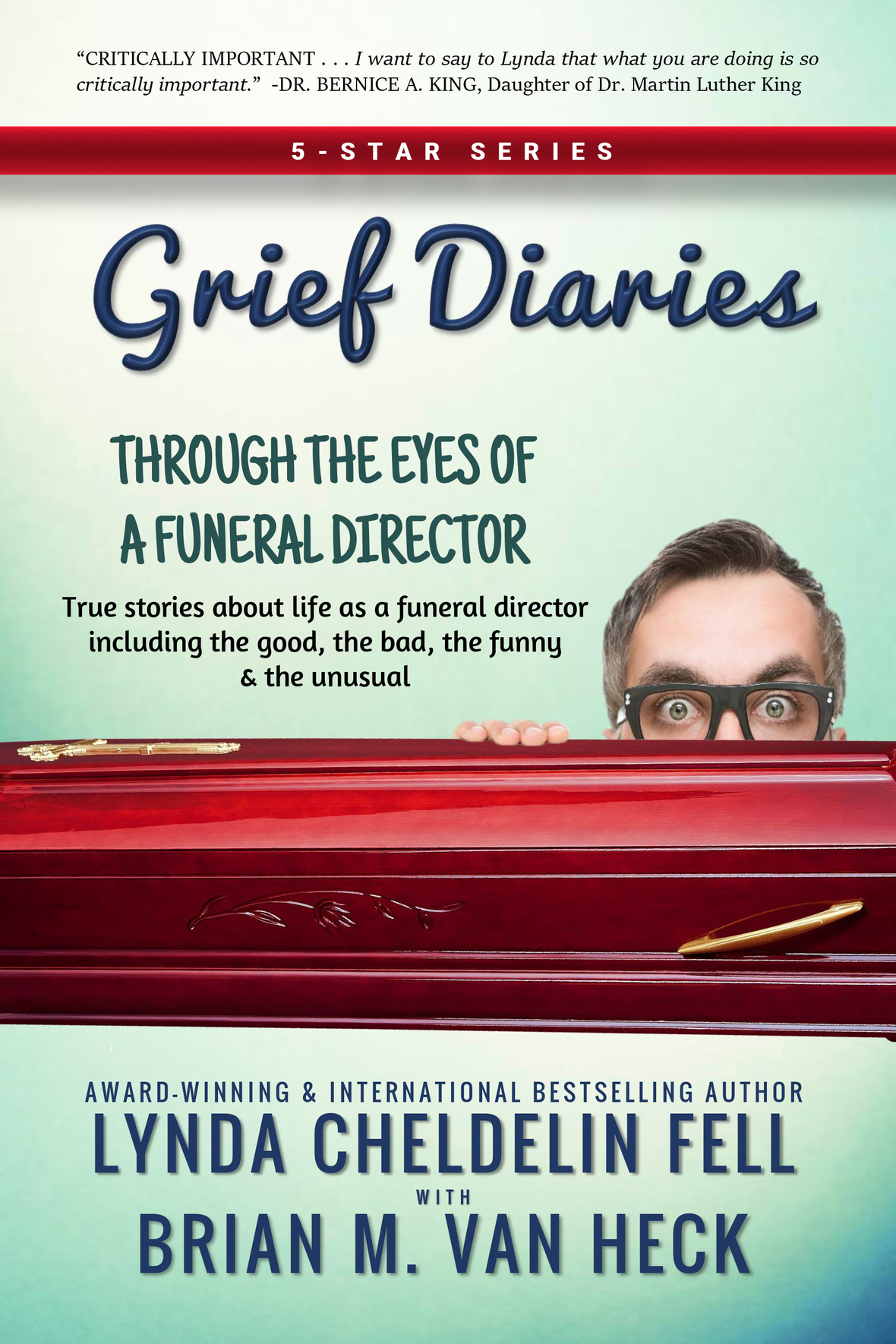 Cover Funeral Director FRONT