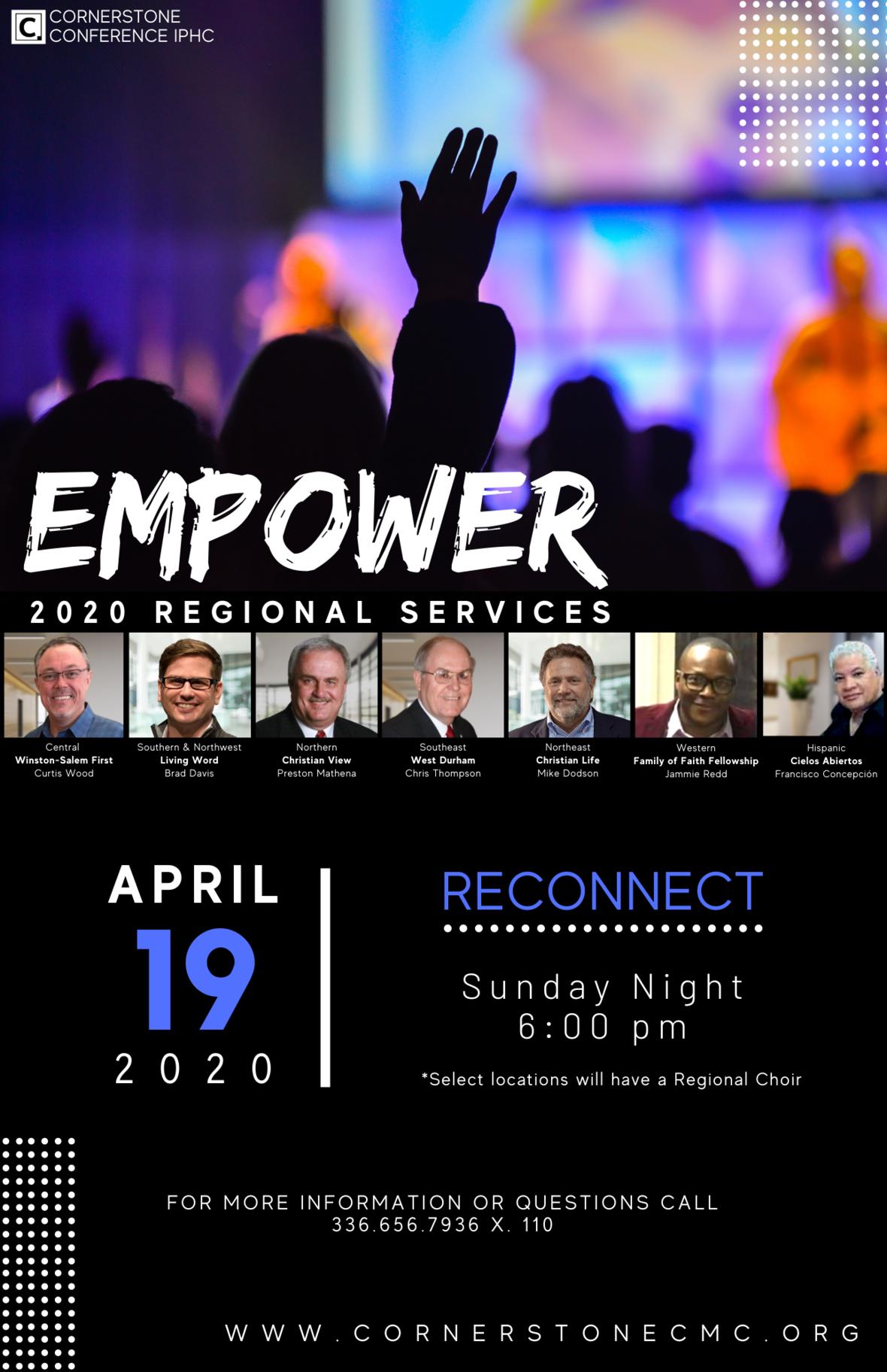 Poster - 2020 Empower